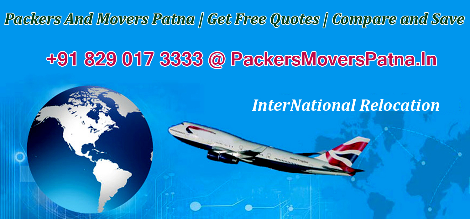 Packers and Movers Patna Charges