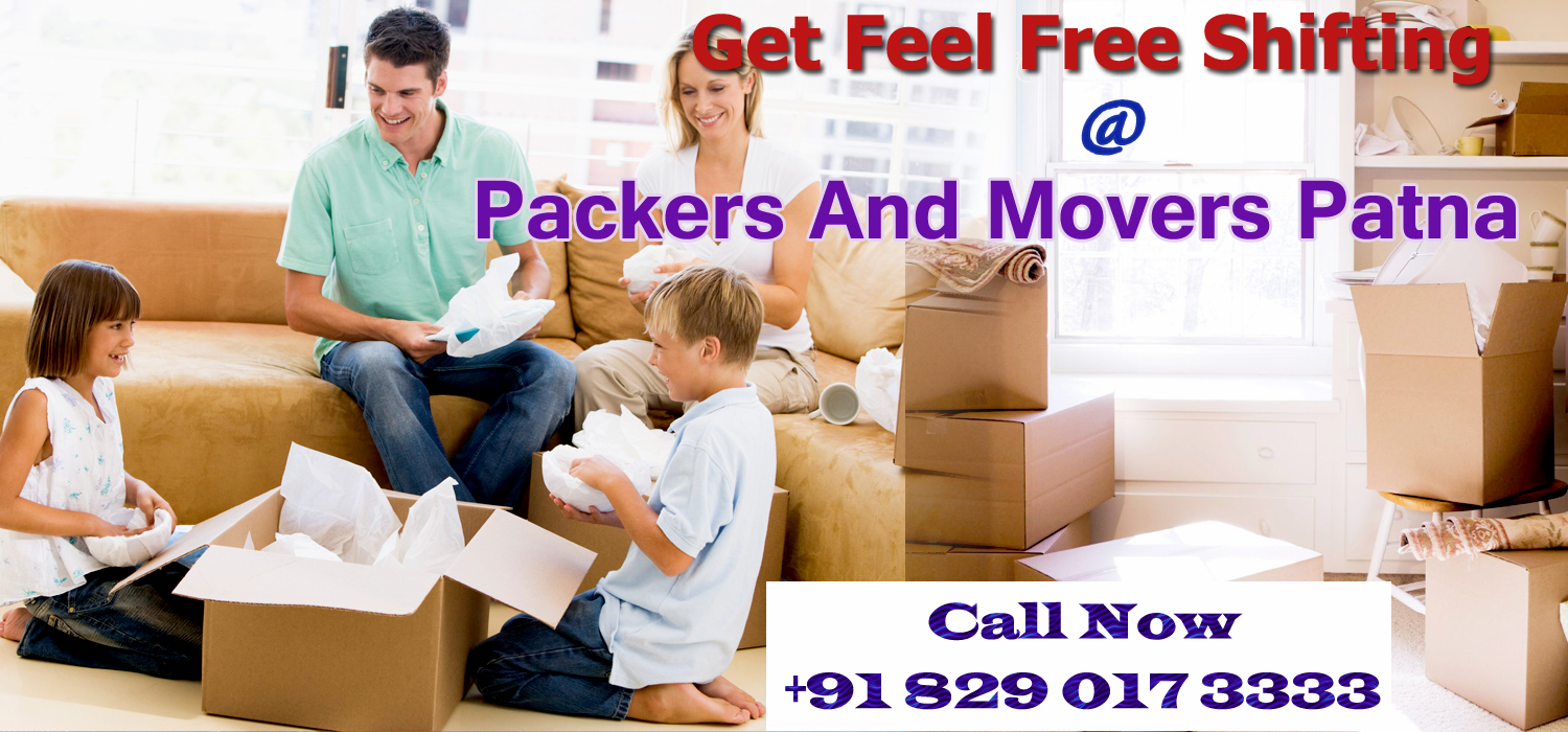 Packers And Movers In Patna Local