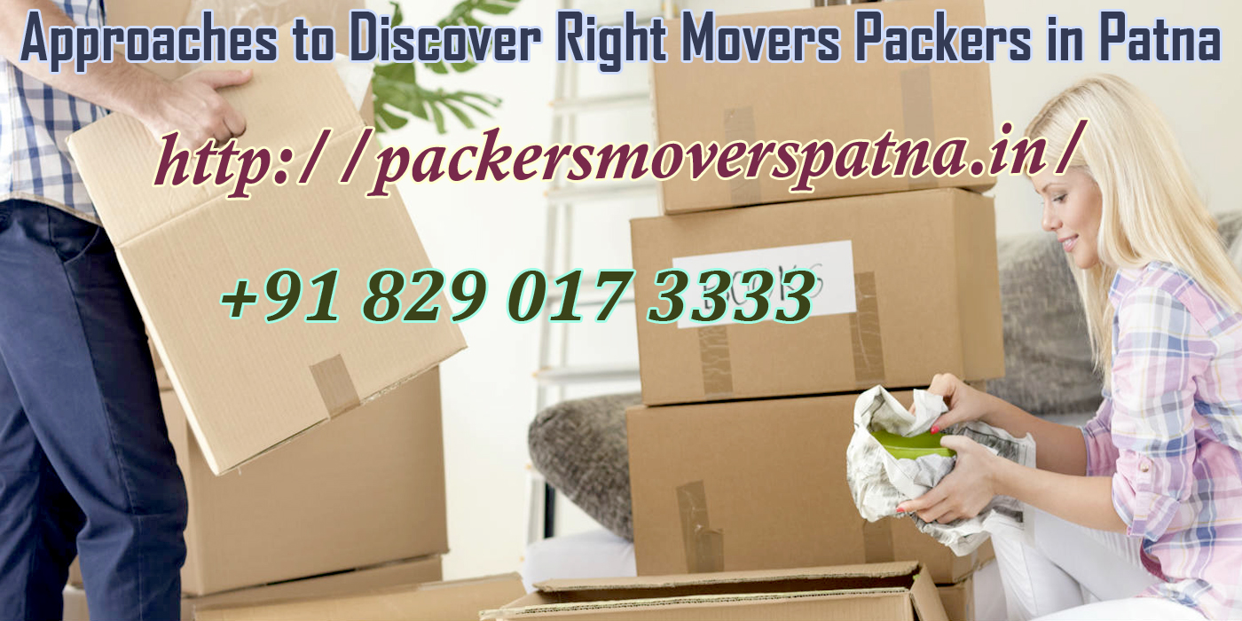 Top And Best Packers And Movers Patna